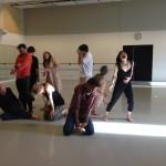 Camilla´s rehearsal
