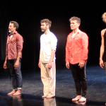 The I Koncept, By Camilla Stage, Dansekapellet 2015